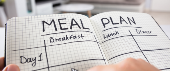KETO MEAL PLANNING TIPS