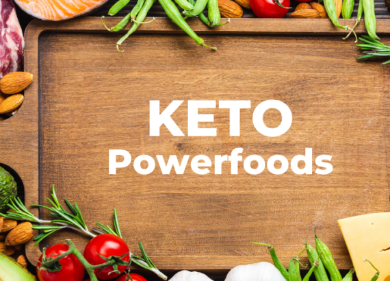 KETO POWER FOODS - THE BEST KETO FOODS