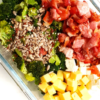 keto broccoli and bacon salad