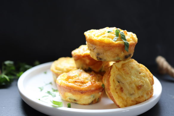 Loaded Egg Muffins