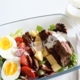 STEAK COBB SALAD (MEAL PREP)